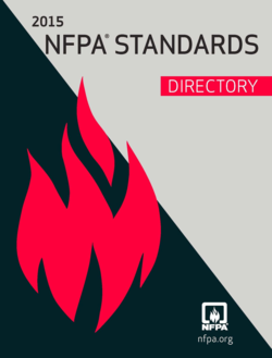 2015 NFPA Standards Directory